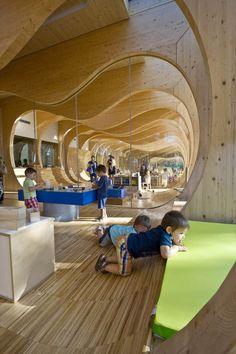 Creche em Guastalla / Mario Cucinella Architects | ArchDaily Brasil