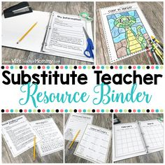7 classroom management secrets for substitutes pinterest how to be a prepared substitute teacher fandeluxe Images