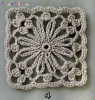 Crochet pattern. My grandmother had rattan potholders with the same pattern.