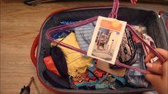 Vlog: Собираюсь в отпуск/чемодан#2/одежда, обувь, вещи..