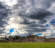 This is @wentworth_woodhouse. It's the largest private home in the UK and also happens to have the longest country house facade in Europe. . . There are all sorts of boggling statistics about the place including the fact that it has over 300 rooms but no one knows exactly for some how many. Some have suggested 365 -  one for every day of the year. It has 23000 square meters of floor space so no shortage of accommodation options. . .  It's only recently opened up to the public for tours and I…