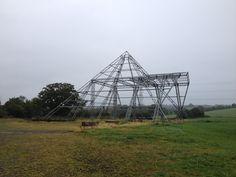 glastonbury triangle stage off season