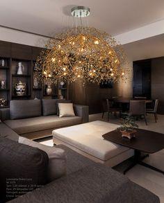 Luminária Dolce Luce, helizart.com.br/ #Helizart #Design #FeitoAMao #Iluminacao #Luminaria #Lustre #Cristal #Adorno #Moveis #Quadros