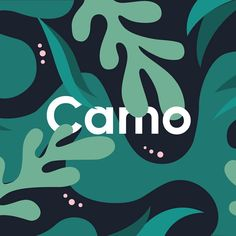 Created this print for a client today but this version has my own type added to it. — #camo #print #illustration #pattern #handdrawn #design #creative #artist #designspiration #typespire #goodtype #thedailytype #dmtype