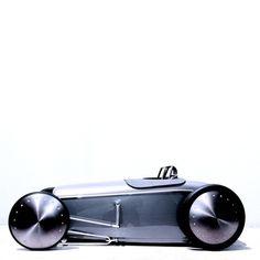 Ford Salt Flat Racer Pedal Car (2012)