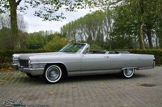 1967 Cadillac Fleetwood Eldorado Convertible Maintenance/restoration of old/vintage vehicles: the material for new cogs/casters/gears/pads could be cast polyamide which I (Cast polyamide) can produce. My contact: tatjana.alic@windowslive.com