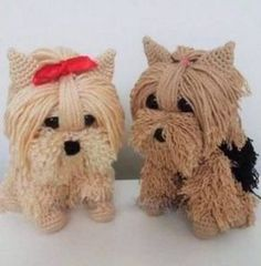 Amigurumi Süs Köpeği Yapılışı | elisiorgudukkani.com