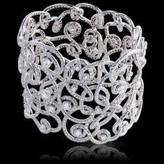 Selección de joyas Fabergé  para novias