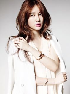 Yoon Eun Hye participa en el último anuncio de Cartier