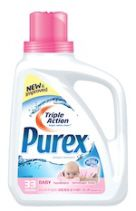 Purex Baby Detergent Review and Giveaway