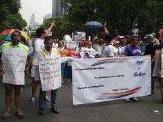 marcha LGBTTTIQ 20016