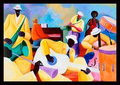 Ivey Hayes Art Work      JAMMIN DELIGHT