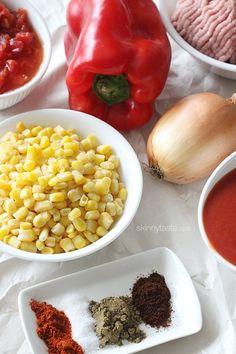 Chili Recipes, Crockpot Recipes, Healthy Recipes, Ww Recipes, Detox Recipes, Family Recipes, Healthy Meals, Dinner Recipes