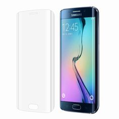 Find More Phone Bags & Cases Information about Full Coverage Protection PET Plastic Screen Protector for Samsung Galaxy S6 Edge Plus Film Cover Case Mobile Phone Accessories,High Quality for samsung galaxy,China mobile phone accessories Suppliers, Cheap phone accessories from Geek on Aliexpress.com