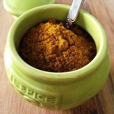 Selbst gemachtes Currypulver