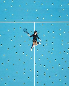 Stunning Aerial and Drone Photography by Costas Spathis Stunning Aerial and Drone Photography by Costas Spathis Tennis Photography, Aerial Photography, Creative Photography, Portrait Photography, Photography Ideas, Fashion Photography, Photos Tumblr, Best Scenery Photos, Tennis Pictures