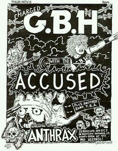 CHARGED GRIEVOUS BODILY HARM  (G.B.H.) and THE ACCUSED.