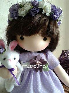 Dolls Javiera Muselina