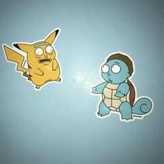 Rickachu and Mortle. Found in a bathroom stall at my college:rickandmorty Rick And Morty Pokemon, R Rick And Morty, Rick And Morty Crossover, Rick And Morty Poster, Rick And Morty Drawing, Rick And Morty Tattoo, Pokemon Mashup, Rick And Morty Stickers, Bathroom Stall