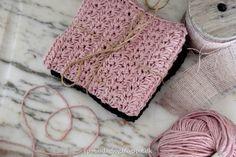 Opskrifter på karklude, strikkede og hæklede karklude Throw Pillows, Blanket, Knitting, Crochet, Blog, Diy, Inspiration, Bomuld, Threading