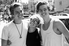 Dylan And Cole Sprouse Switched At Birth