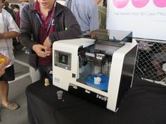 Multitasking 3D Printers - AIO Robotics Invented the First All-In-One 3D Printer, Scanner & Faxer (GALLERY)