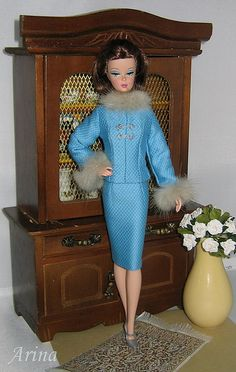 Silkstone Barbie Continental Holiday by arina_fashions, via Flickr