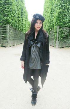 Zara Coat, Blue Heroes Leather Jacket, Ca4 La Hat, Isabel Marant Sneakers