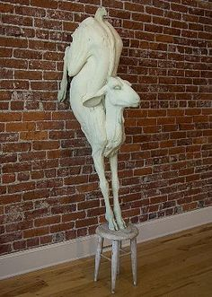 Beth Cavener Stichter - 'Breathe' - The Art Spirit Gallery of Fine Art