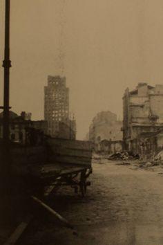 Świętokrzyska, chwilę po zakończeniu II Wojny Światowej. Zdjęcie użytkownika Warszawskie ulice.