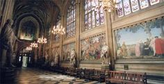 Michael Dobbs House of Cards Pugin Mosaics Westminster, Saint Stephen, Houses Of Parliament, House Of Cards, Beauty Women, Saints, Tours, Summer, Painting