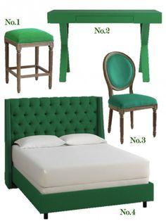 Treat Yo Self: Green with Envy