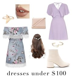 """""""2X"""" by nina-ann ❤ liked on Polyvore featuring WearAll, River Island, MM6 Maison Margiela, Kate Spade and ASOS"""