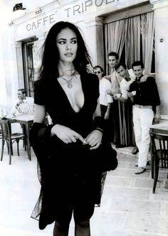 She's a keeper: Maria Grazia Cucinetta