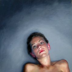 """: Jessie Rebik; Oil 2009 Painting """"Sister"""""""