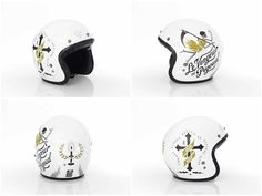 Pimp My Bell is a new custom motorcycle helmet show dedicated to raising money for the IRME Association, an institute dedicated to researchingspinal cord related injuries. Each of the helmets is a one-off design by some of the biggest names in the custom motorcycle space and they're each being auctioned off to the highest bidder....