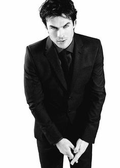 Ian Somerhalder... Why isnt he playing Mr. Grey???