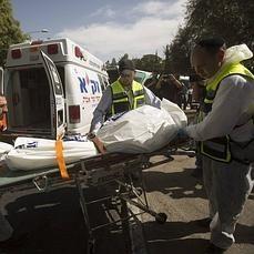 Al menos tres muertos y 22 heridos en dos ataques simultáneos en Jerusalén