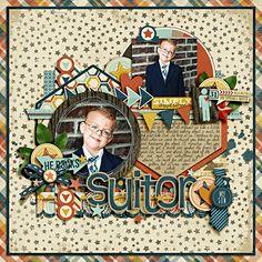 Suitor - Scrapbook.com