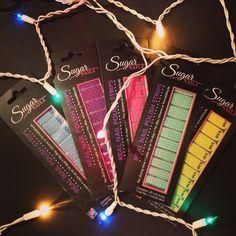 Happy Cyber Monday! Shop sugar nail.com, amazon or etsy (coupon code THIRTYOFF) for Sugar Nailz Holiday sales!!!!