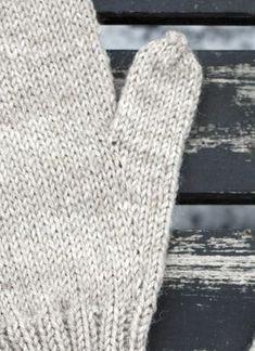 Peruslapaset kiilapeukalolla Novita 7 Veljestä | Novita knits