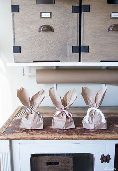 I have a simple little Easter craft for you today. These paper bags- turned bunny ears Easter treat bags are so fun to make with kids, and are perfect for parties, festive lunches, and goody bags for friends.We are planning to makea bunch more this year. Things don't always have to be complicated to make...Read More »