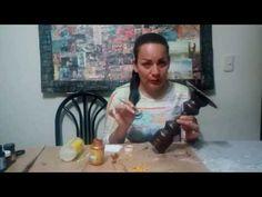 CANDELABROS DE BOTELLAS PLASTICAS - YouTube