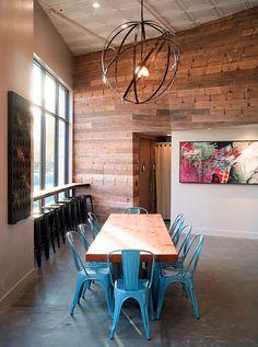 Kaper Design; Restaurant & Hospitality Design Inspiration: Verve Coffee Roasters