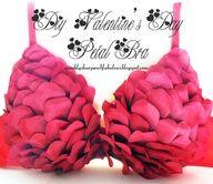 sexy petal bra :)