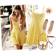 H: First Date Look, created by onji219 on Polyvore