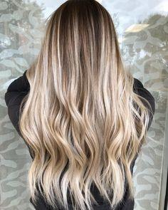 "Gefällt 1,771 Mal, 23 Kommentare - Mallery Share (@hellobalayage) auf Instagram: ""Hair goals 😍 #SimplicityBalayage"""