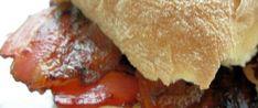 The Great British Bacon Butty - Bacon Sandwich Recipe - Genius Kitchen