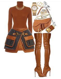 Dope Fashion, Fall Fashion Outfits, Mode Outfits, Fall Winter Outfits, Autumn Winter Fashion, Stylish Outfits, Fashion Looks, Womens Fashion, Fashion Trends