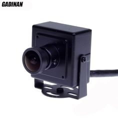 Gadinan 2.1mm 150 degrees Lens Wide Angle 720P CMOS 1.0MP CCTV Mini IP Camera P2P Plug and Play support ONVIF
